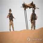 공격,니제르,무장세력