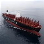 선박,한국조선해양,수주,컨테이너선