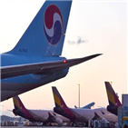 대한항공,아시아나항공,정관,유상증자