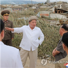 북한,방재,계획,정비