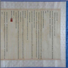 회맹축,제작,공신,숙종,문서,문화재청,남인,국보,20공신회맹축,지정