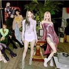 차트,39black,데뷔곡,에스파,뮤직비디오
