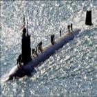잠수함,핵잠수함,엔진,도입,개발,핵추진,보유