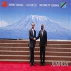 중국,탄자니아,프로젝트,요청,건설,계약,기업