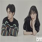 화보,콘셉트,모습,김지웅