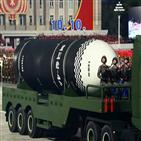 열병식,북한,진행