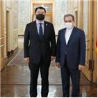 이란,한국,자금,동결,문제,차관