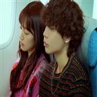 다운,자유비행,신곡,새벽,박신혜,감성