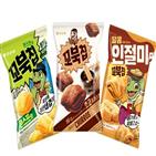 출시,오리온,판매,초코츄러스맛,북칩
