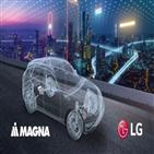 마그나,LG전자,파워트레인,합작법인,설립,전기차,제품