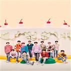 트레저,정규앨범,차트,데뷔,타이틀곡