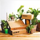 GS홈쇼핑,친환경,지난해,도입,올해,제품,사용,배송