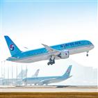 등급,항공사,대한항공