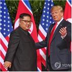 북한,전략,행정부,위해