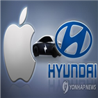 전기차,시장,애플,중국,현대차,모델,생산,업체,올해,작년