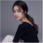 박혜은,엔터테인먼트,배우,전속계약,안은영