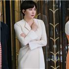 윤주희,펜트하우스,촬영