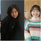 사랑,김지원,한지은,소주연,시간,베이지,패션,매력,서린