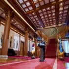 기자회견,대통령,신년,문재인,춘추관,문제