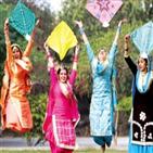 축제,로리,인도
