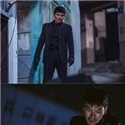 김성오,이손,액션,추격,비기닝,루카,지오