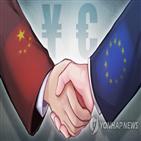 중국,유럽,회의,정상회의,개최
