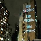 대통령,시위,브라질,코로나19,보우소나