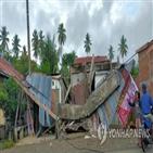 지진,건물,당국,발생,사망자,피해,술라웨시섬