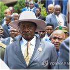 무세베니,선거,우간다,대선
