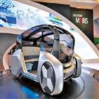 현대모비스,개발,인포테,먼트,레이더,차량,자율주행