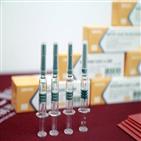 백신,총리,태국,접종,사용