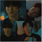 윤선우,문재웅,그림자,주사,모습