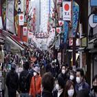 사망자,하루,일본