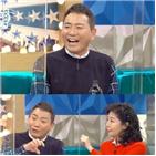 이봉원,박미선,아내,선물