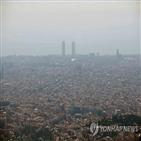 공기오염,유럽,사망,도시,권고,건강연구소