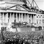 대통령,취임식,링컨,미국,워싱턴,헤이스,긴장감,닉슨,루스벨트