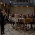하프시코드,바흐,연주,협주곡,영상,바이올린