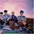 일본,앨범,차트,투모로우바이투게더