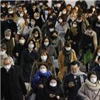 확진,일본,긴급사태,증가