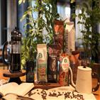 커피,원두,추출,증가,스타벅스커피