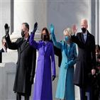 대통령,바이든,취임식,취임,당선인