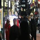 확진,일본,증가,긴급사태,코로나19