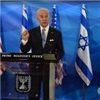 이스라엘,트럼프,대통령,팔레스타인,바이든,행정부,미국,메시지,네타냐후