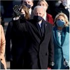 취임식,워싱턴,거리,바이든,백악관,대통령,인파,의사당,보안