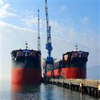 벌크선,최근,운임,지난해,철광석,전망,중국