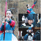 신혜선,철인왕후,공개,모습,가득한