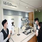 로봇,LG전자,커피,바리스타봇,LG
