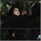 김세정,옥자연,악귀,경이,소문,액션