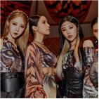 마마무,걸그룹,대표,재계약,상황,멤버,긍정적