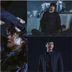 이손,지오,김성오,김래원,액션,비기닝,루카,추격